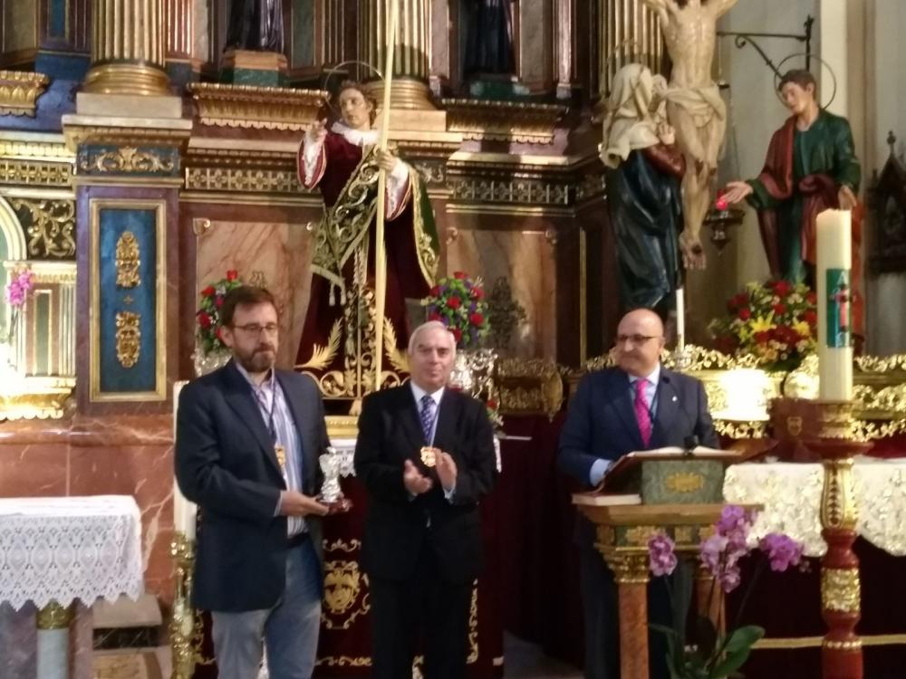 Función Conmemorativa de San Juan Ante Portam Latinam (6 de mayo de 2018).