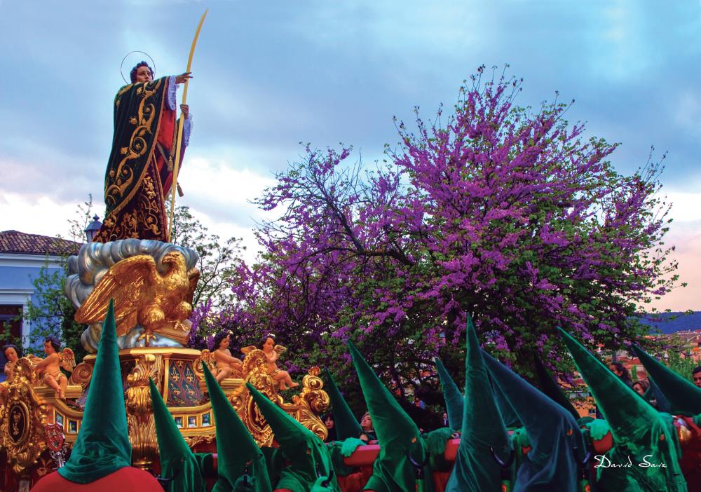 El próximo 27 de diciembre la Hermandad celebrará la Solemne Función Religiosa, el besapié y la Junta General Ordinaria