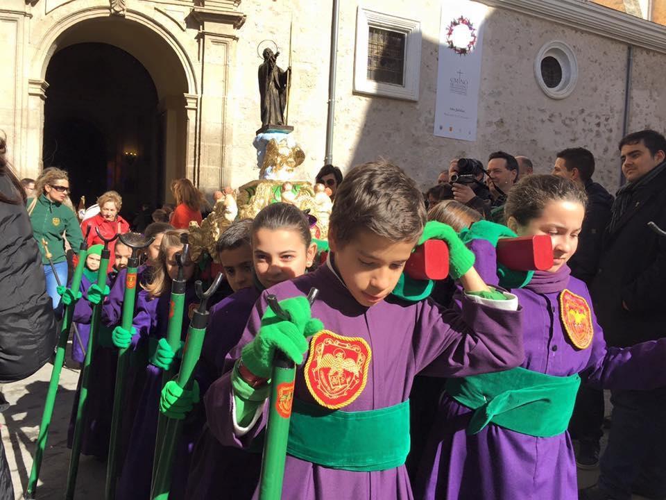 IX talleres culturales infantiles. Un año más, la Hermandad celebra esta iniciativa dirigida a los hermanos más pequeños