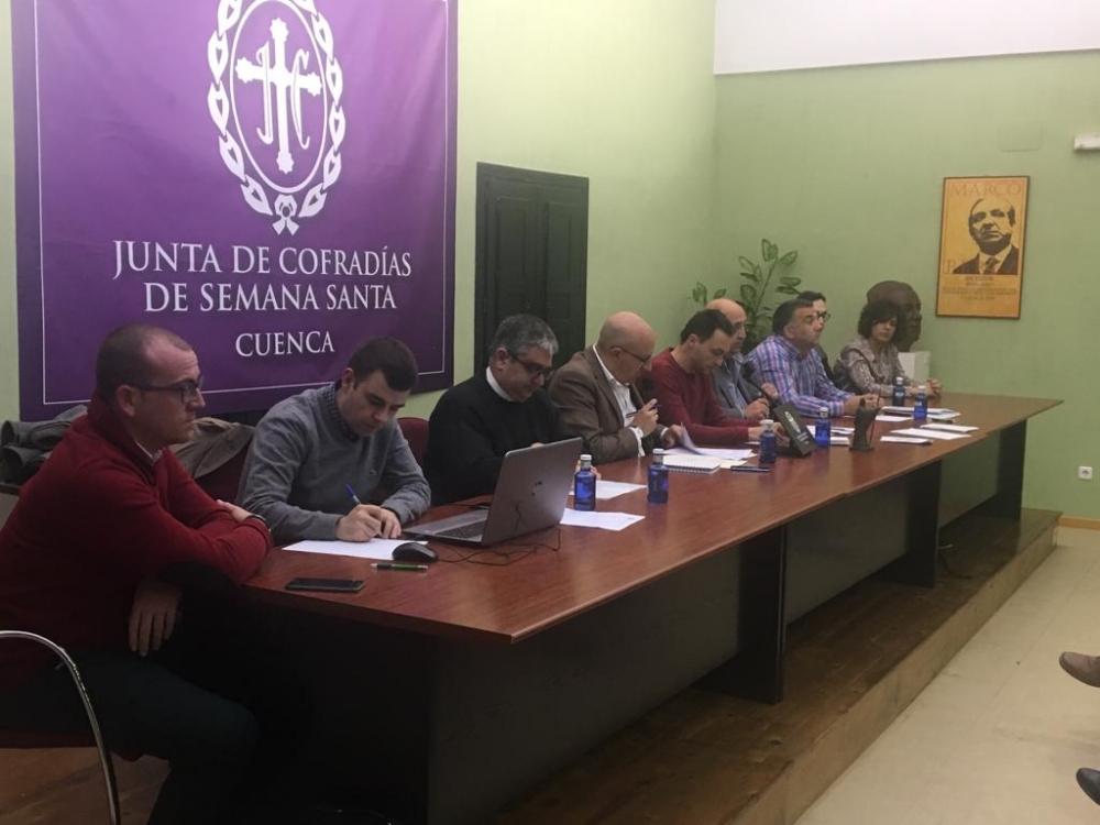 Junta General Ordinaria de la Venerable Hermandad y Cofradía de Nazarenos de San Juan Apóstol Evangelista