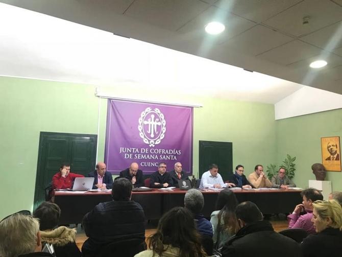 Junta General Ordinaria de la Hermandad (1 de abril de 2018)