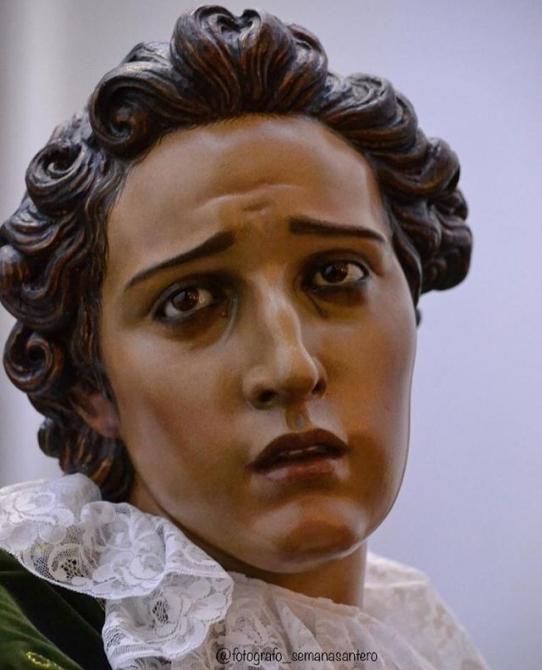 Invitaci�n de los hermanos mayores a los Solemnes Cultos de la Funci�n Religiosa de San Juan Ante Portam Latinam