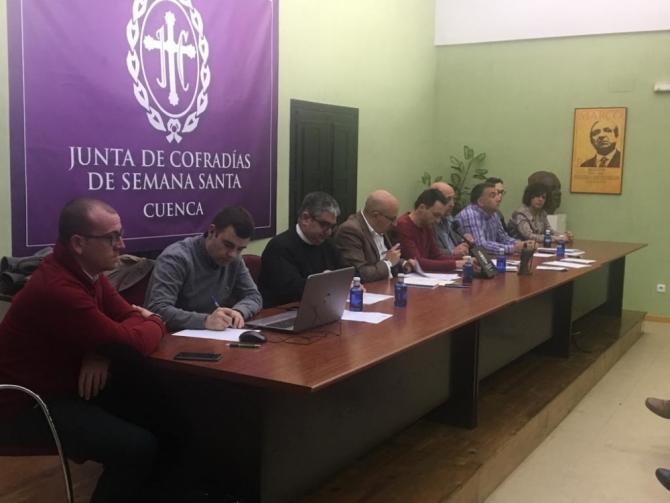 Junta General Ordinaria de la Venerable Hermandad y Cofrad�a de Nazarenos de San Juan Ap�stol Evangelista