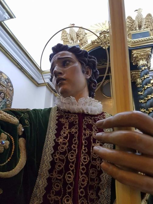 La Hermandad solicita al obispo de Cuenca la dispensa para la celebraci�n de la Junta y la Funci�n Religiosa del mes de diciembre