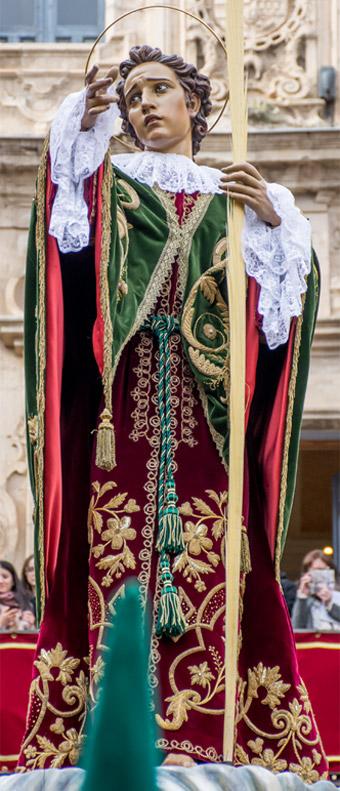 imagen talla San Juan actual